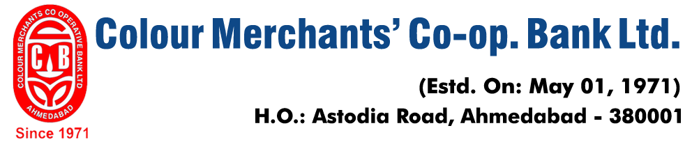 Colour Merchants Co-Op Bank Ltd.